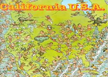 California U.S.A.