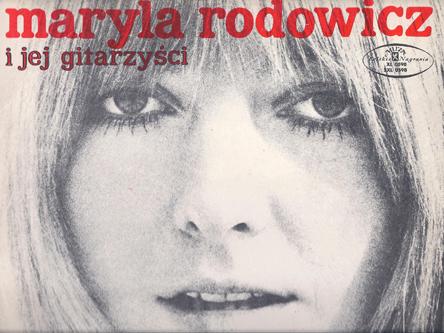 Maryla Rodowicz-a