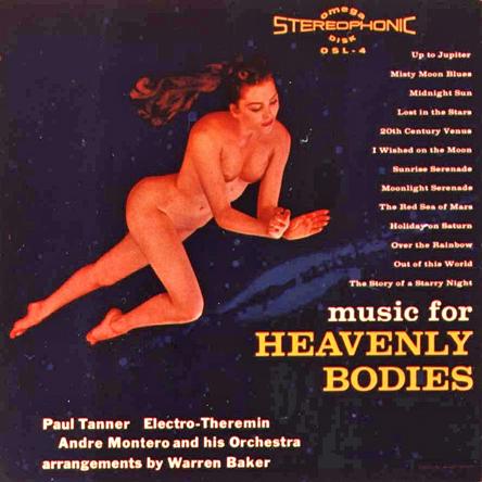 Heavenly Bodies - Paul Tanner