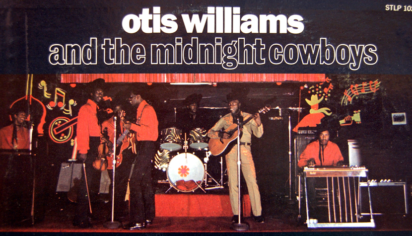 Otis Williams & Midnight Cowboys