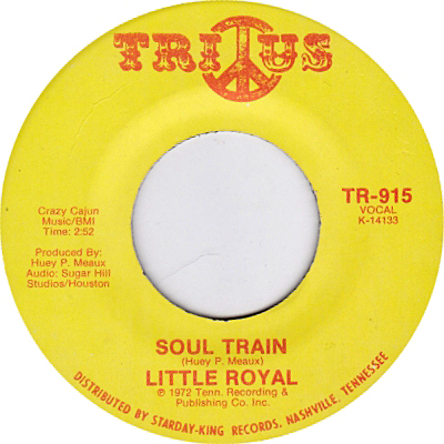 Soul Train - Little Royal