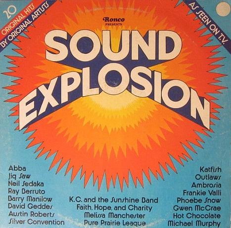 Ronco's Sound Explosion