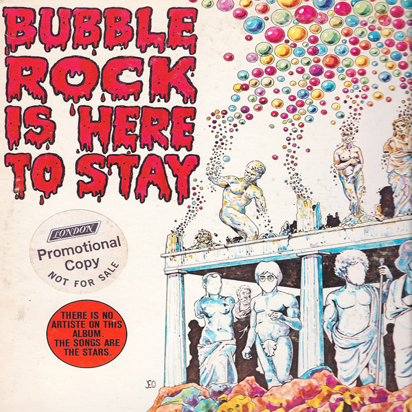Bubble Rock - 1972