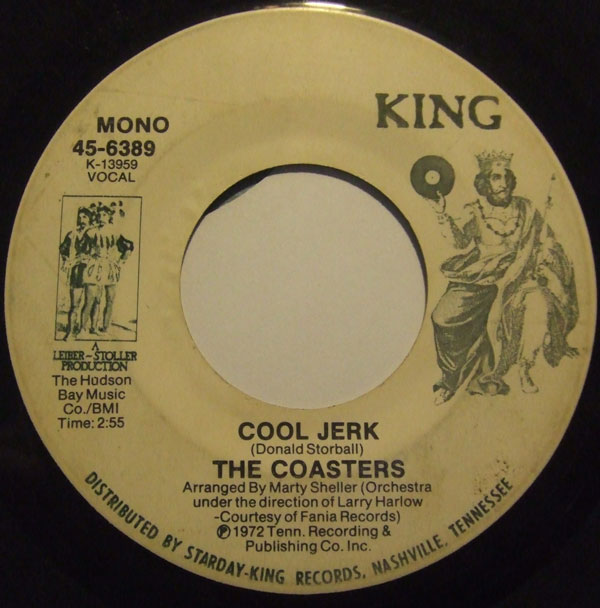 Coasters - Cool Jerk