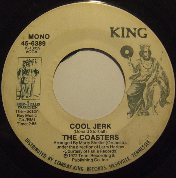Coasters - Cool Jerk
