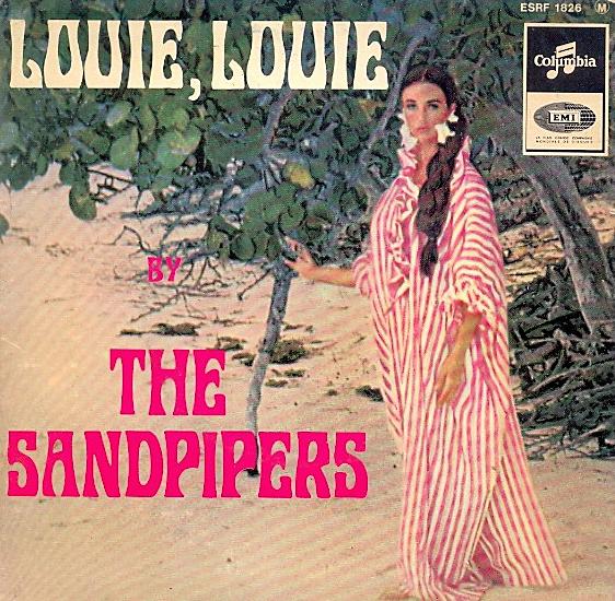 Louie Louie EP