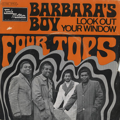 Barbara's Boy - The Four Tops