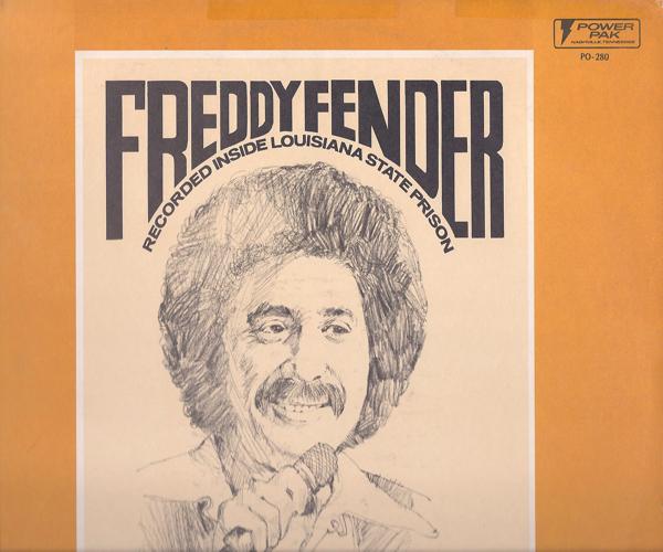 Freddy Fender cover art
