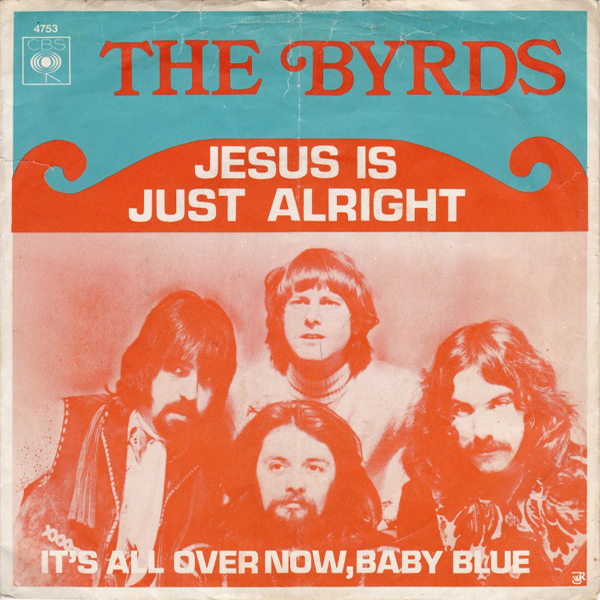 Jesus Is Just Alright picture sleeve