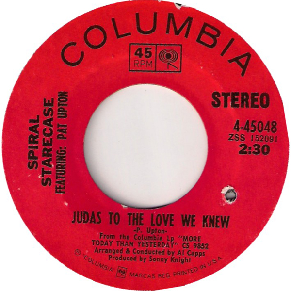 Judas to the Love 45
