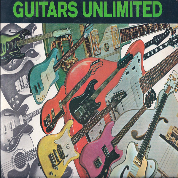 Les Barclay Stars - Guitars Unlimited