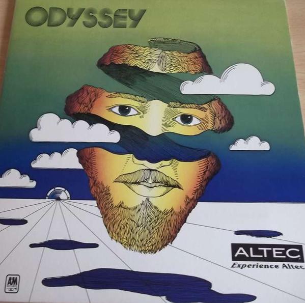 Odyssey - Altec + A&M