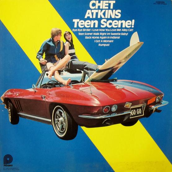 Teen Scene II cover-x