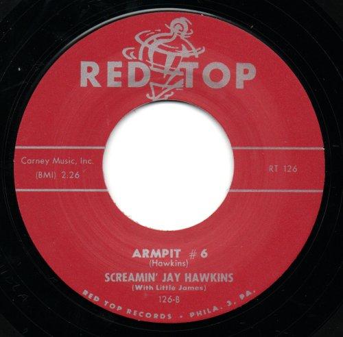 Armpit #6 - Screaming Jay 45
