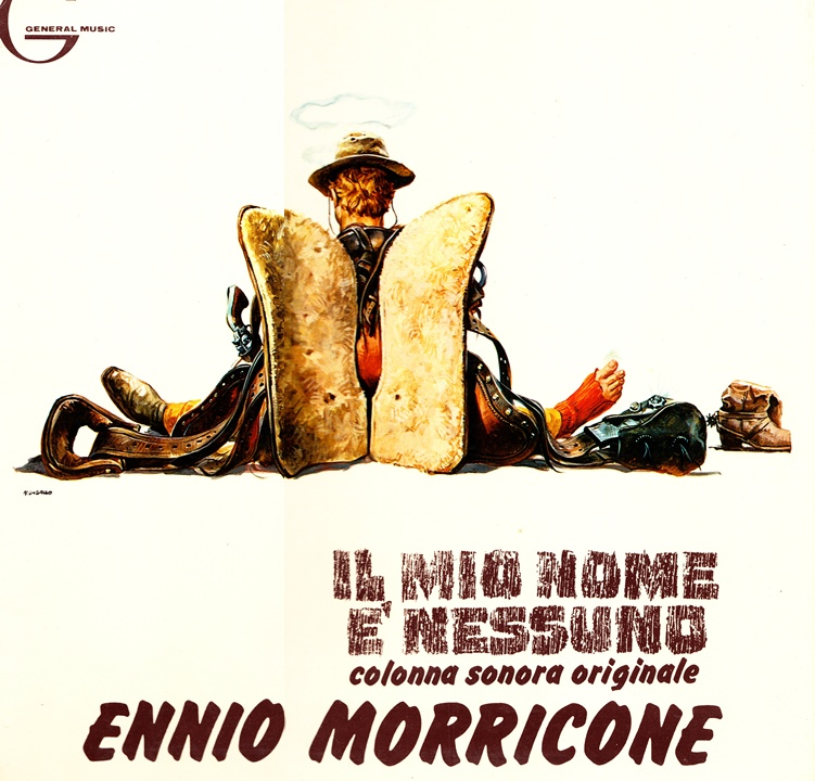 Il Mio Nome e Nessuno album cover