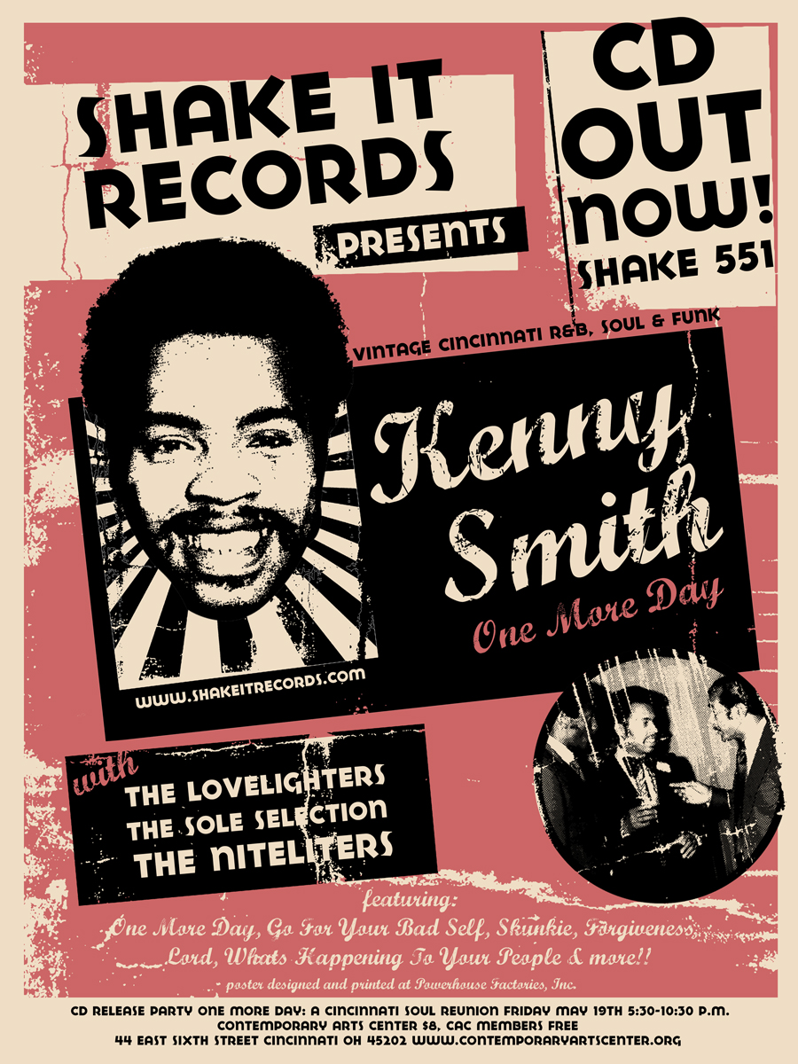 Kenny Smith poster