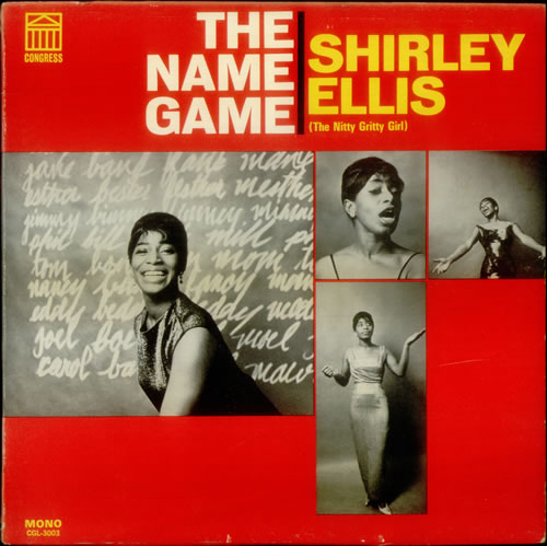 Name Game - Shirley Ellis LP