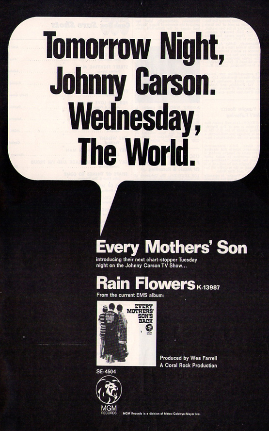 Every Mother's Son - ad