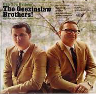Geezinslaw Brothers LP