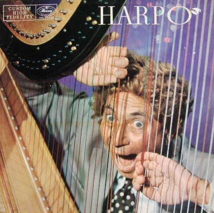 Harpo Hi Fi LP