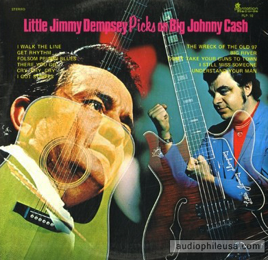 Little Jimmy Dempsey LP