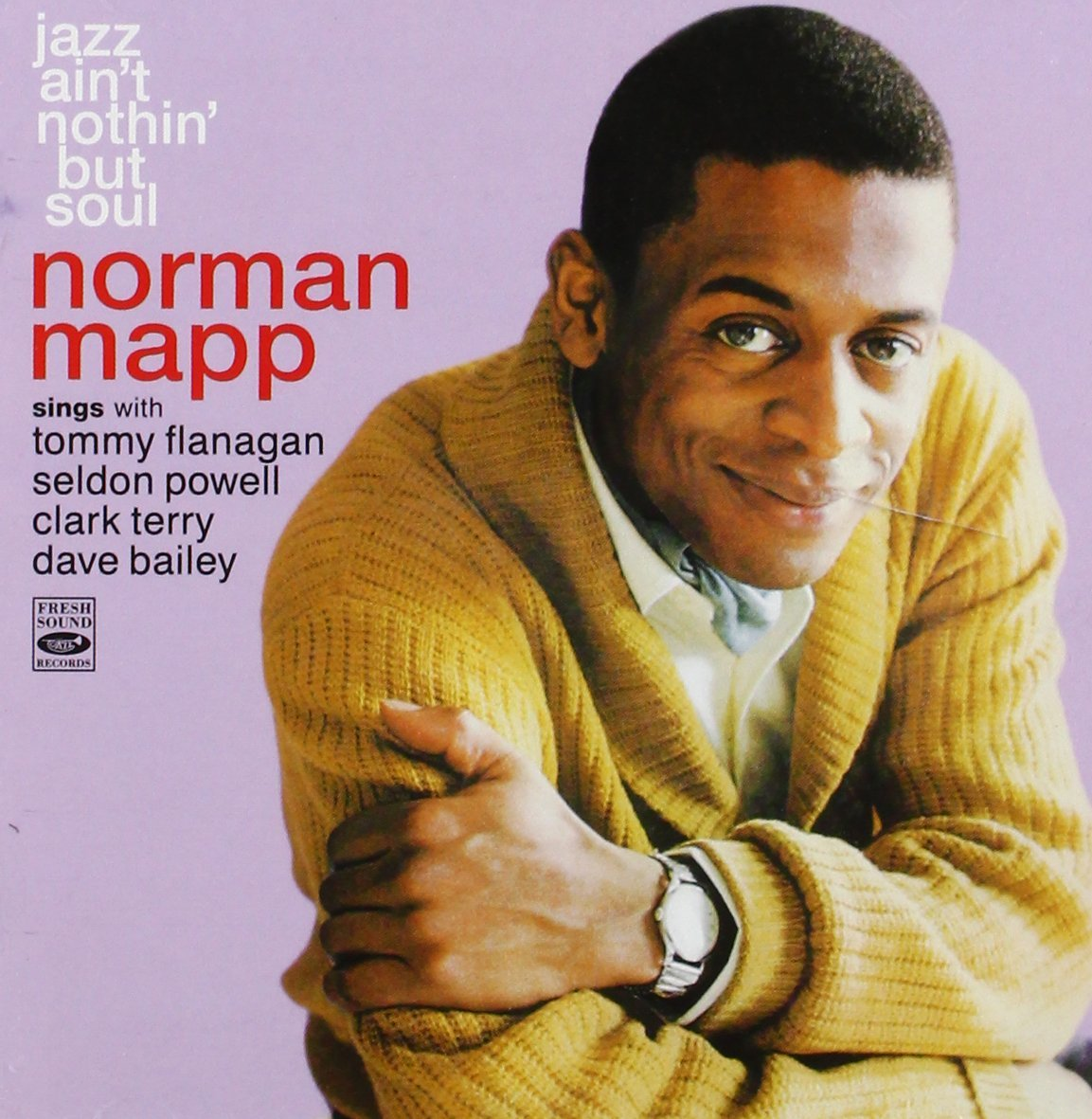 Norman Mapp LP