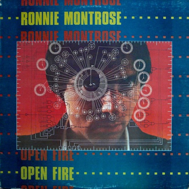 Ronnie Montrose LP