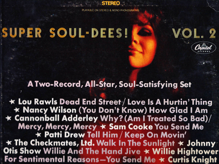 Super Soul-Dees LP