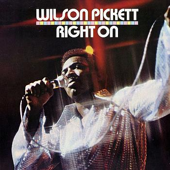 Wilson Pickett LP