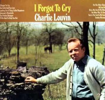 Charlie Louvin LP