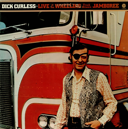 Dick Curless LP