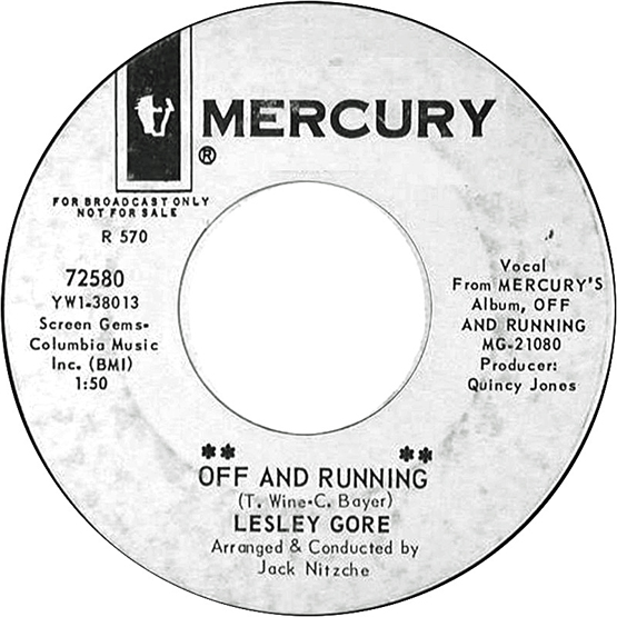 Off and Running 45