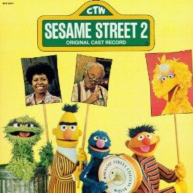 Sesame Street 2 LP
