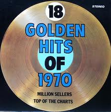 18 Golden Hits of 1970 LP