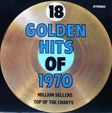 18 Golden Hits of 1970 LP