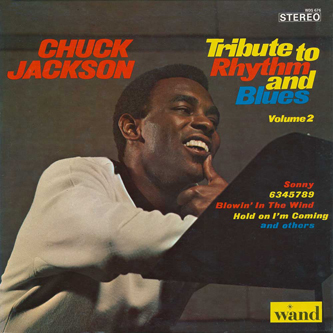 Chuck Jackson LP