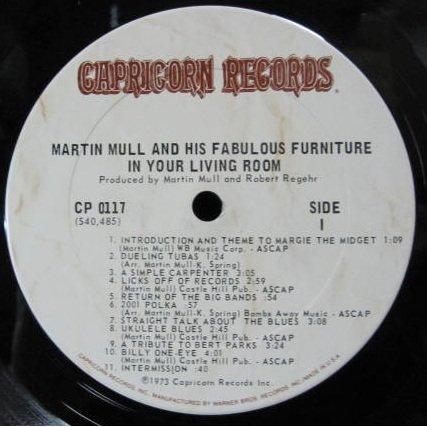 Martin Mull LP