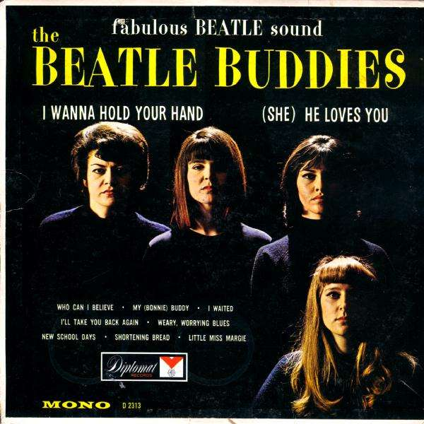 Beatle Buddies LP
