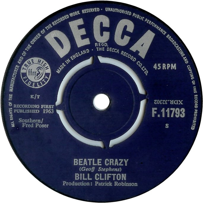Beatle Crazy 45
