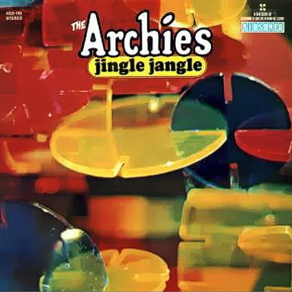 Archies - Jingle Jangle LP