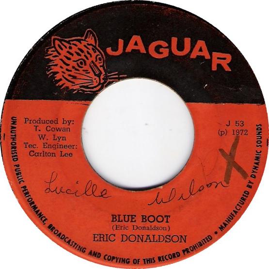 Blue Boot 45