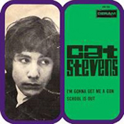 Cat Stevens 45-ddd
