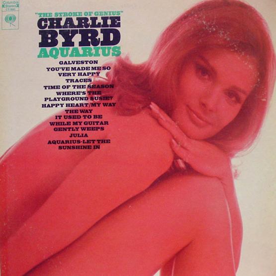 Charlie Byrd LP