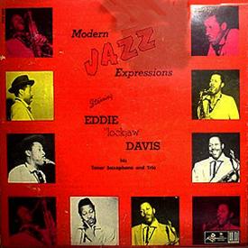 Eddie Davis LP-a
