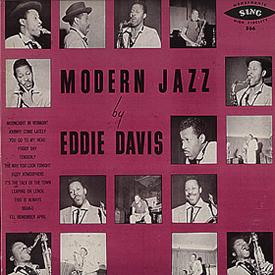 Eddie Davis LP-b