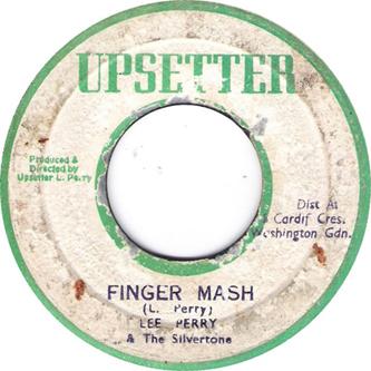 Finger Mash - 7 inch