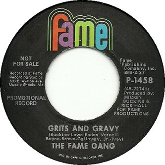 Grits & Gravy 45
