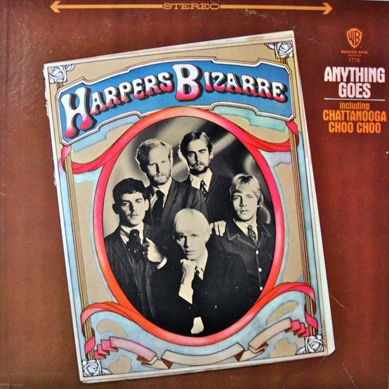 Harpers Bizarre LP