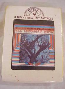 Jimm(ie) Dale & Flatlanders 8-Track