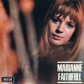 Marianne Faithfull LP - UK